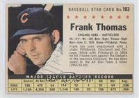 Frank Thomas (Perforated)