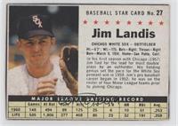 Jim Landis (Hand Cut) [GoodtoVG‑EX]