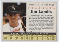Jim Landis (Perforated) [GoodtoVG‑EX]