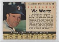 Vic Wertz (Perforated)