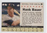 Hank Bauer (Hand Cut) [GoodtoVG‑EX]