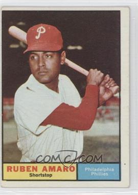 1961 Topps - [Base] #103 - Ruben Amaro