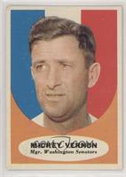 Mickey Vernon [NoneGoodtoVG‑EX]