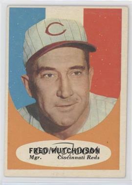 1961 Topps - [Base] #135 - Fred Hutchinson [Good‑VeryGood]