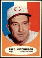 Fred Hutchinson [NM+]