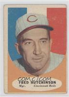 Fred Hutchinson [NoneNoted]