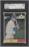 Billy Williams [SGC Authentic]