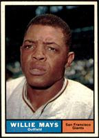 Willie Mays [EX]