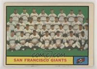 San Francisco Giants Team [NoneGoodtoVG‑EX]