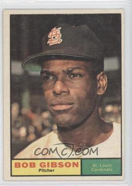 1961 Topps - [Base] #211 - Bob Gibson