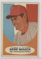 Gene Mauch [Poor]