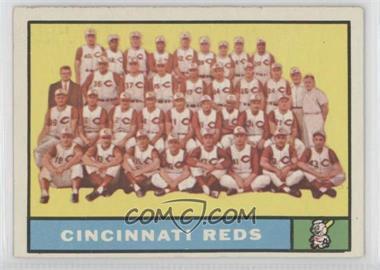 1961 Topps - [Base] #249 - Cincinnati Reds Team