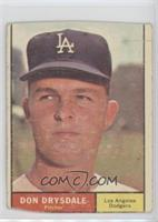 Don Drysdale [Altered]