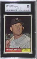 Mickey Mantle [SGC 86 NM+ 7.5]