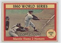 1960 World Series Game #2 - Mantle Slams 2 Homers [GoodtoVG‑E…