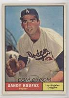 Sandy Koufax [Poor to Fair]