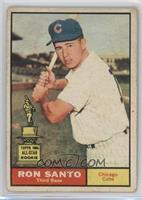 Ron Santo [Poor to Fair]