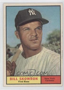 1961 Topps - [Base] #371 - Moose Skowron