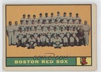 Boston Red Sox Team [Noted]