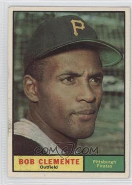 1961 Topps - [Base] #388 - Roberto Clemente [Altered]