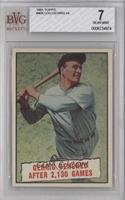 Baseball Thrills: Gehrig Benched After 2,130 Games (Lou Gehrig) [BVG7]
