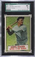 Baseball Thrills: Gehrig Benched After 2,130 Games (Lou Gehrig) [SGC40&nb…