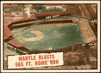 Baseball Thrills: Mantle Blasts 565 Ft. Home Run (Mickey Mantle) [VG EX]