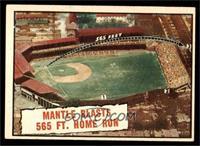 Baseball Thrills: Mantle Blasts 565 Ft. Home Run (Mickey Mantle) [EX]