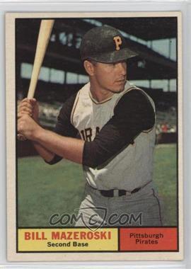 1961 Topps - [Base] #430 - Bill Mazeroski