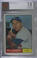 Gil Hodges [BVG 7.5 NEAR MINT+]