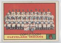Cleveland Indians Team