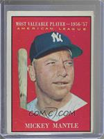 American League Most Valuable Player (Mickey Mantle) [PoortoFair]