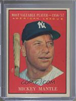 American League Most Valuable Player (Mickey Mantle) [Poor]