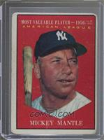 American League Most Valuable Player (Mickey Mantle) [Poor to Fair]