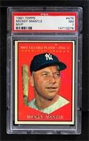 American League Most Valuable Player (Mickey Mantle) [PSA 7]