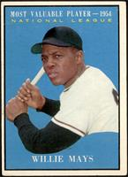 Willie Mays [VG]
