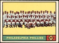 Philadelphia Phillies Team [VG+]