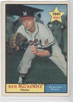 Ken Mackenzie