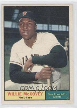 1961 Topps - [Base] #517 - Willie McCovey