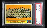 High # - Minnesota Twins Team [PSA 7 NM]