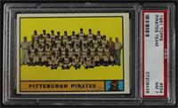 High # - Pittsburgh Pirates Team [PSA7NM]
