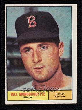 1961 Topps - [Base] #562 - High # - Bill Monbouquette