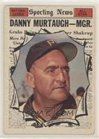 High # - Danny Murtaugh