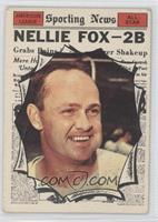 High # - Nellie Fox [Noted]