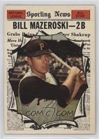 Bill Mazeroski