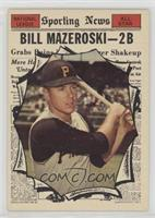 High # - Bill Mazeroski