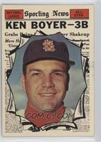 High # - Ken Boyer