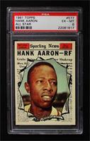 Hank Aaron [PSA6]