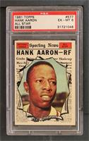 High # - Hank Aaron [PSA 6 EX‑MT]