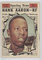 High # - Hank Aaron [GoodtoVG‑EX]